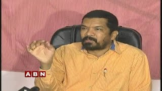 Posani Krishna Murali Press Meet | Telangana Poll Results | ABN Telugu