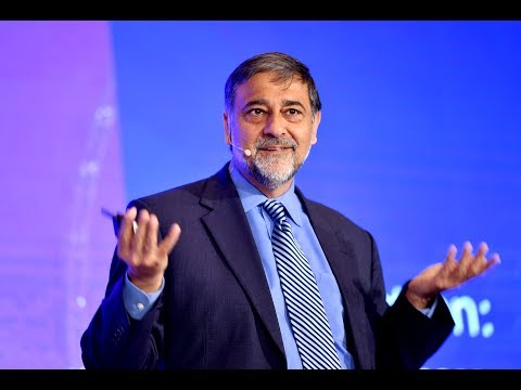 Keynote Address: Amazing or Scary? Technology's Impact on Our Lives, Jobs, and Business
