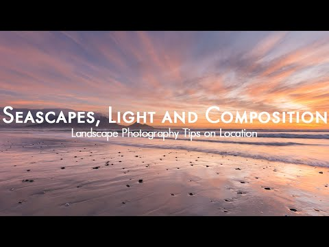 Landscape Photography - Seascapes from Sunset Beach