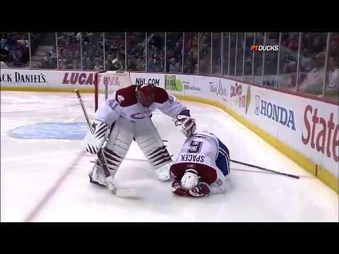 NHL Teammate Collisions