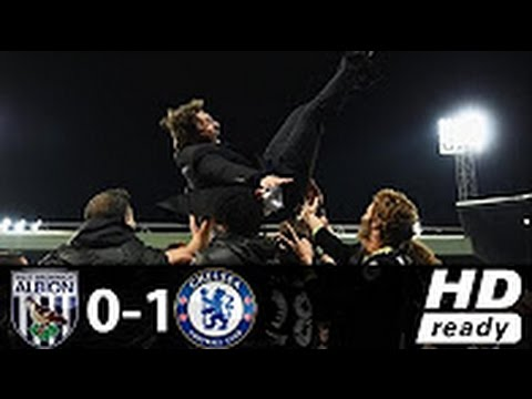 Download West Bromwich vs Chelsea 0-1 Full HD Extended Highlights 12/05/2017