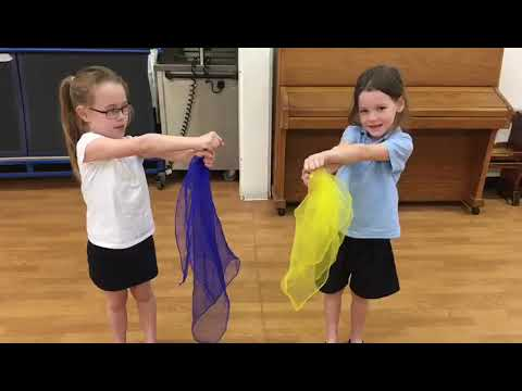 Video Dance Show at Byron Primary School