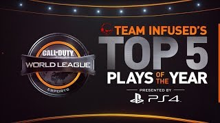 CWL - PS4 Top 5 Plays of the Year [Team Infused] thumbnail