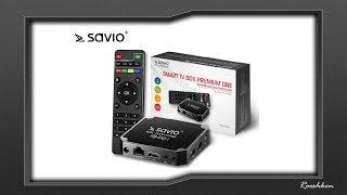 Savio Smart TV Box Premium One + Akcesoria - Rzut oka i pierwsze wrażenia