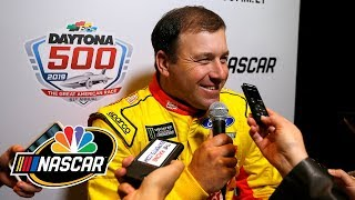 NASCAR's Ryan Newman on why he gives back to military | Motorsports on NBC