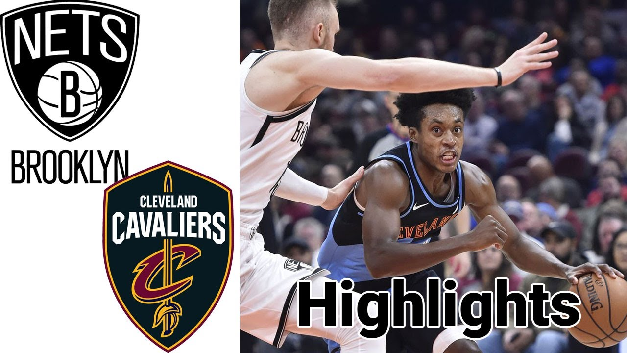 Download Nets vs Cavaliers HIGHLIGHTS Full Game | NBA January 22