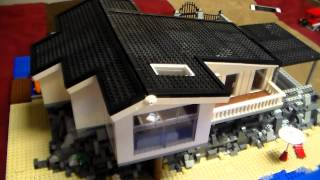 Lego Seaside House Moc