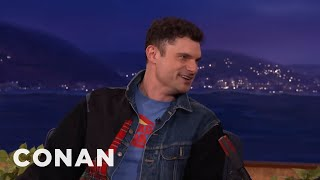Flula Borg Plans Conan's Trip To Germany  - CONAN on TBS