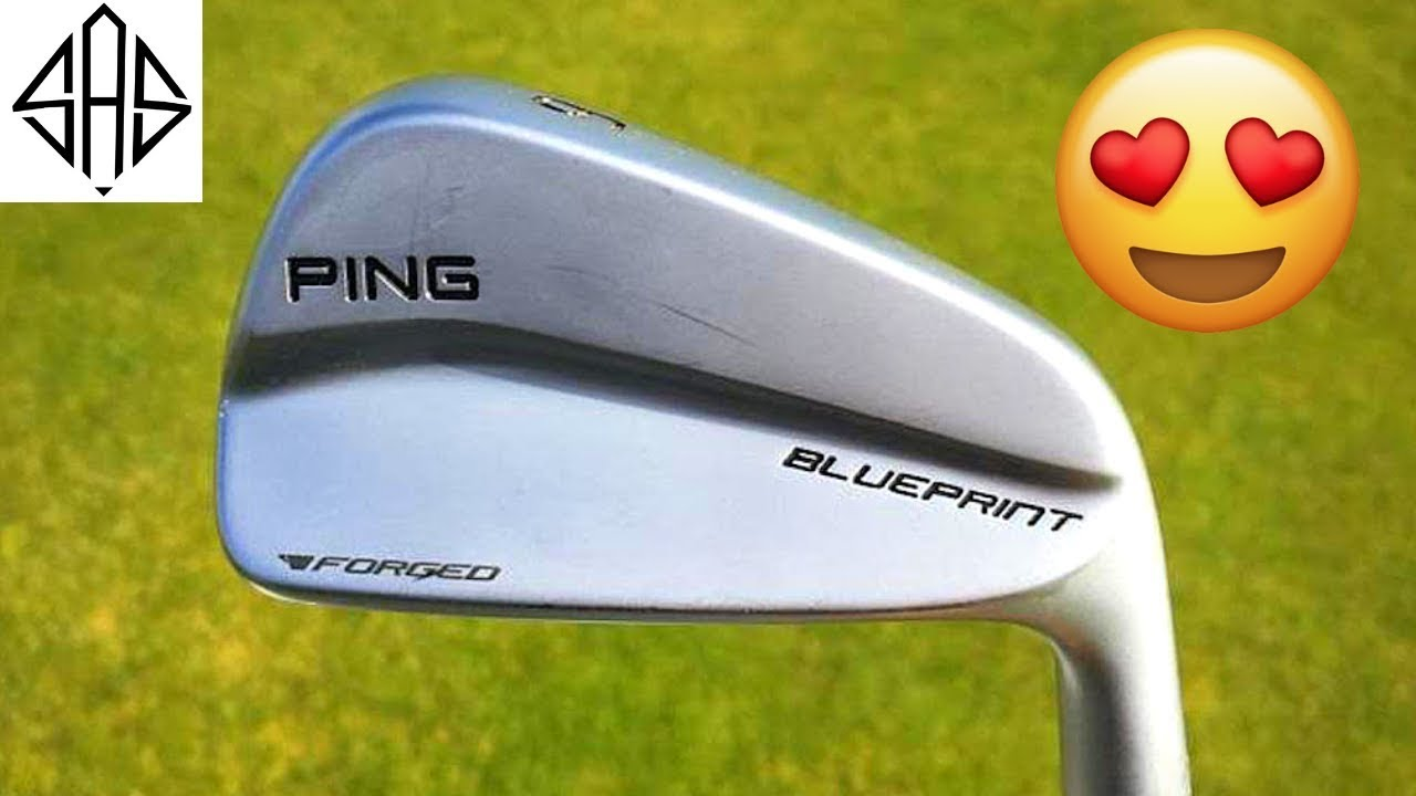 NEW 2019: Ping Blueprint Blade = Ping i500 + iBlade #1