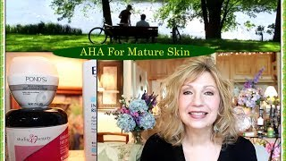 Alpha Hydroxy Acids & Why You Need Them - Drugstore's Best - Miracle for Older Skin & My Target Haul