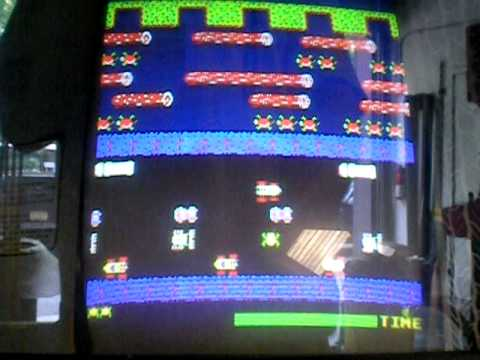 frogger arcade machine for sale