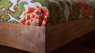 Двуспальная кровать своими руками. Из дерева. Как сделать(Время сэкономить по-крупному! http://vid.io/xoDA Скидки в топовых магазинах! Повышенный кэшбэк! Призы на 1 000 000 рубле..., 2015-03-05T21:15:20.000Z)