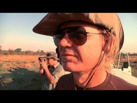 "Cape Buffalo Hunting ""Redemption in the Dark Continent"" RAZOR DOBBS ALIVE full episode"