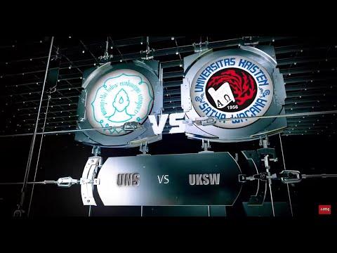 LIMA Basket Kaskus CJYC (Semarang) Season 4: UNS vs UKSW (Men's)