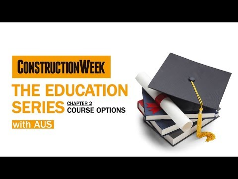 The Education Series: UAE's newest construction master's and PhD degrees