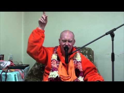 Бхагавад Гита 8.6 - Бхакти Чайтанья Свами