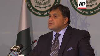 Pakistan Foreign Ministry won't cut ties with Netherlands over cartoon contest