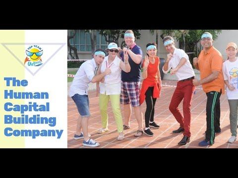The top Human Capital building company - Top Team Vietnam