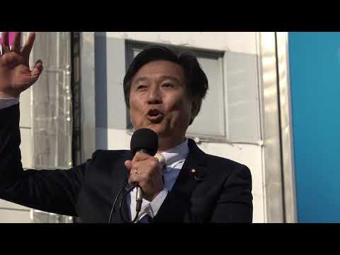 「在日朝鮮人にも選挙権を与えるべき」末松義規議員