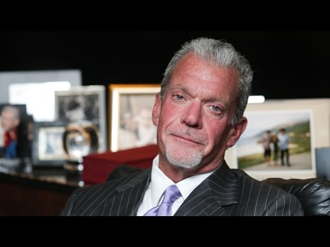 Interview with Jim Irsay - On the Road Text Script - IMA