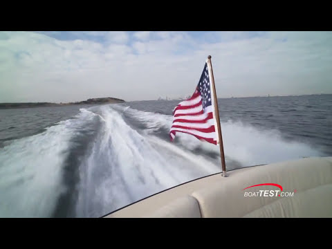MJM 36z Test 2012  By BoatTest com