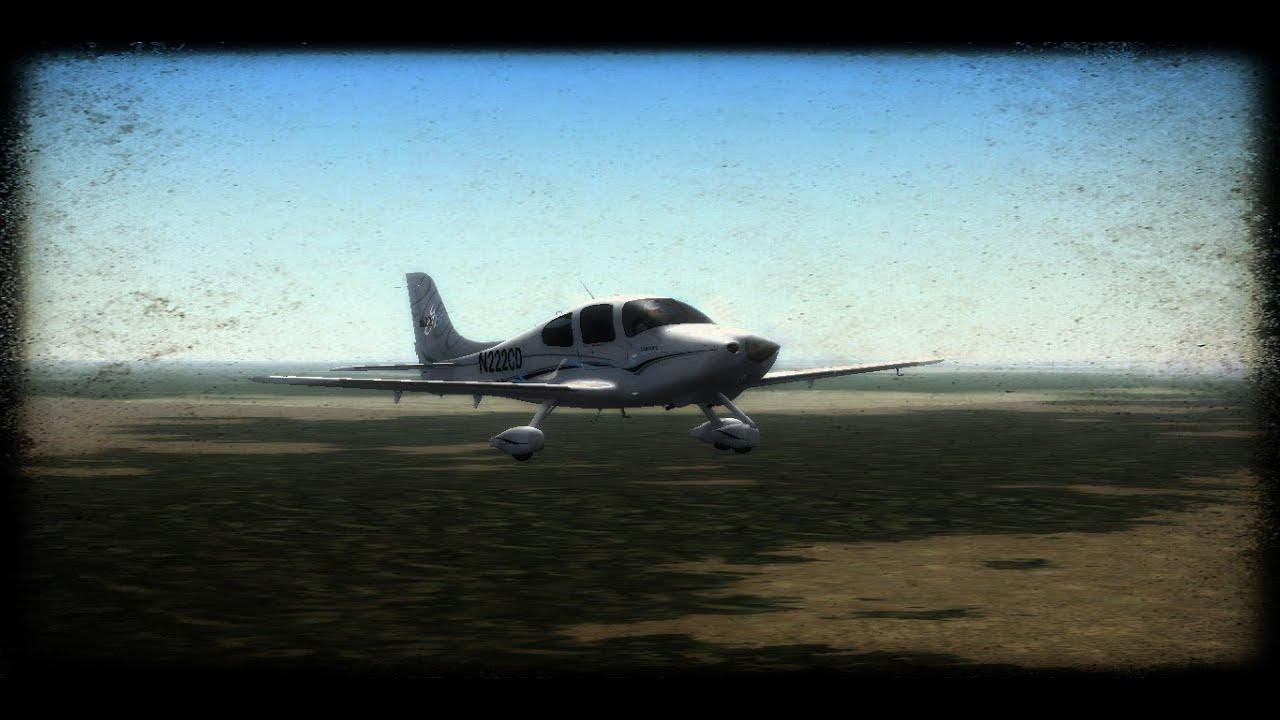 Eaglesoft cirrus sr22 fs2004