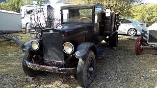 1930s master reo speedwagon