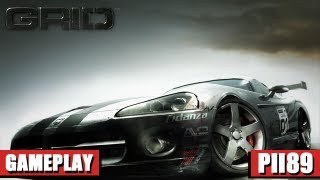 RaceDriver GRID - PC Gameplay - Nissan Skyline GT-R Z-Tune (HD)