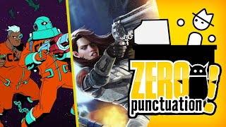 Ion Fury & Void Bastards (Zero Punctuation) (Video Game Video Review)