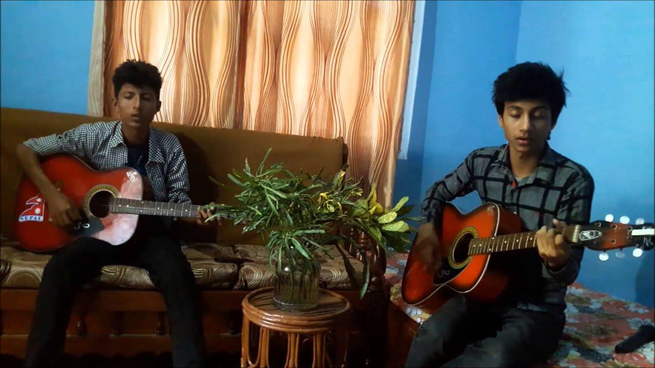 Deusi Bhailo Song The Axe Band Cover Chords Chordify