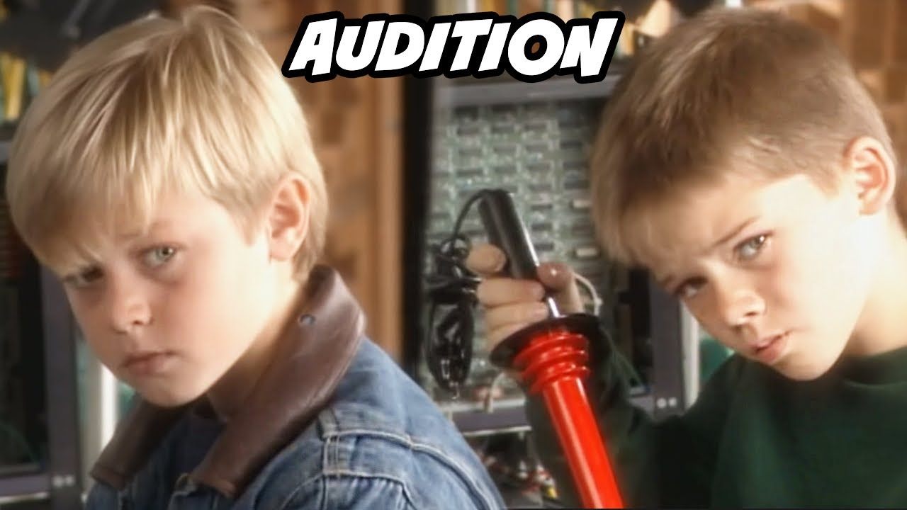 Anakin Skywalker Audition Tapes