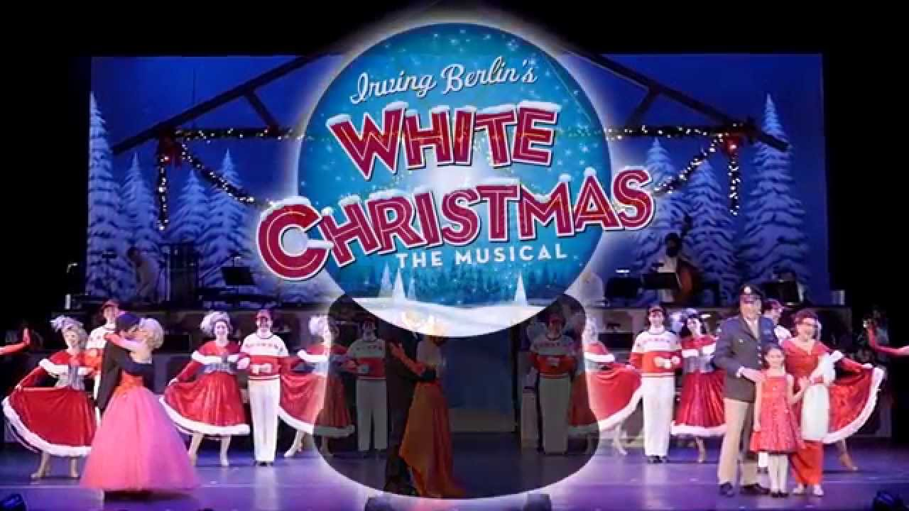 White Christmas Musical.Sdmt S White Christmas Is Back
