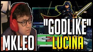 MKLEO MAKING LUCINA LOOK *GODLIKE* #1