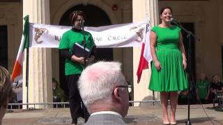 St. Patrick's Day Festival Valletta, Malta 2014 - Organized By Irish Maltese Circle