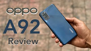 Oppo A92 Unboxing and Review