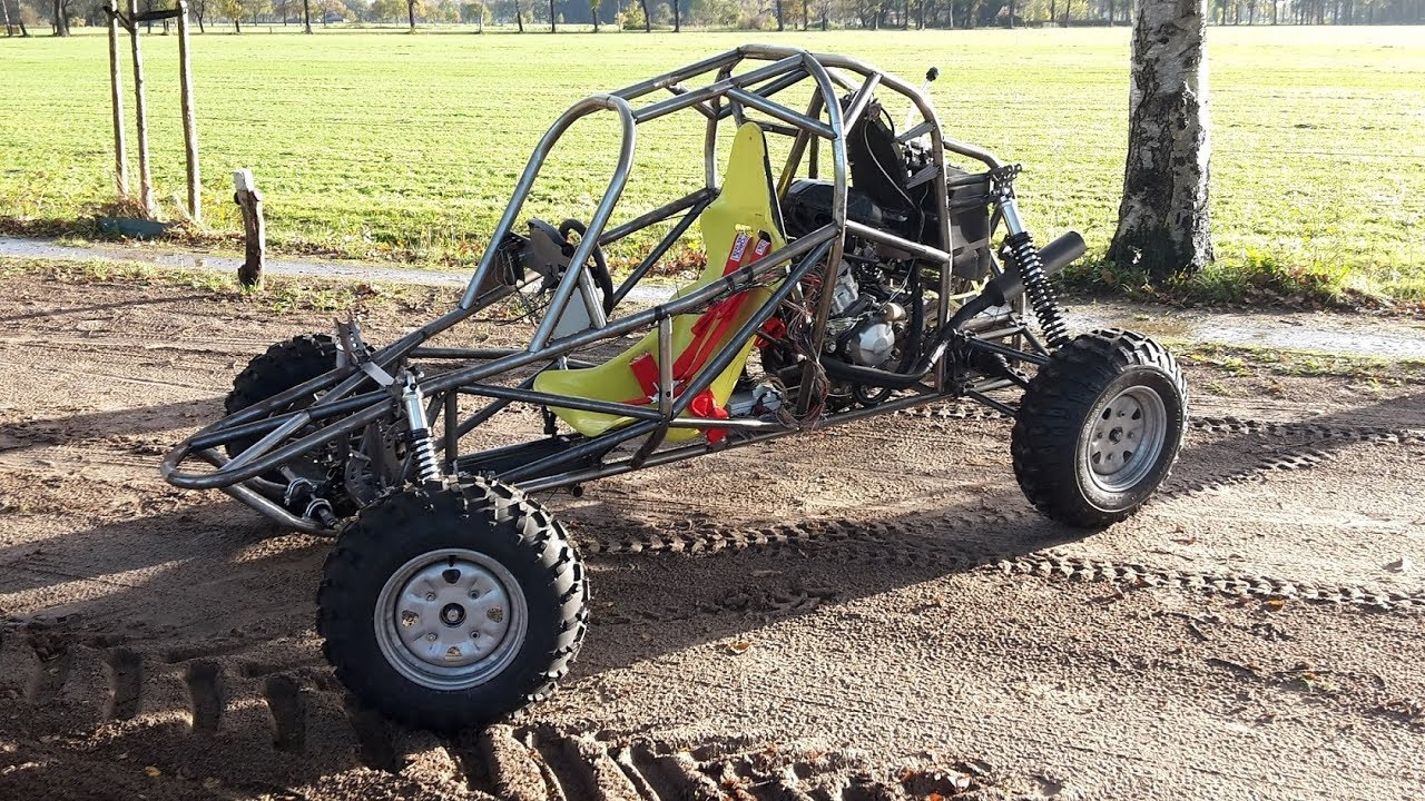 Kart Cross Buggy Build Crosskart Buggy Build Part 4 On It S Wheels Walk Around