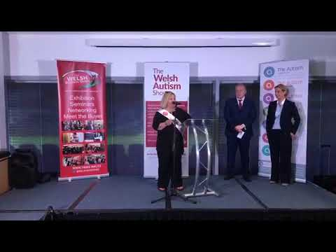 Richard and Jaco Open The Welsh Autism Show