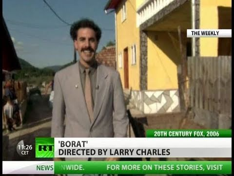 Kazakh sequel to 'Borat' seeks payback