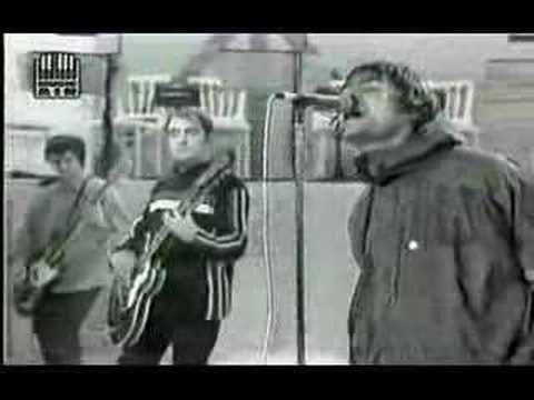Oasis - Some Might Say(live at White Room in 1995)