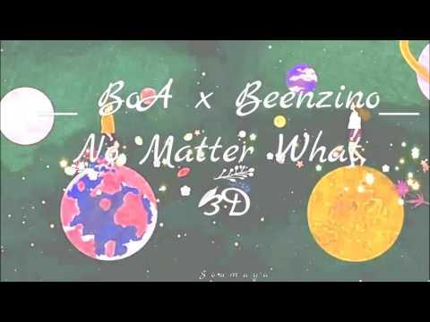 BoA & Beenzino (보아 & 빈지노) _ No Matter What [3D Use Headphones]