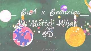 BoA & Beenzino (보아 & 빈지노) _ No Matter What [3D use headphones]