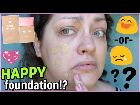 "Let's Test!: Benefit ""HELLO HAPPY"" Soft Blur Foundation"