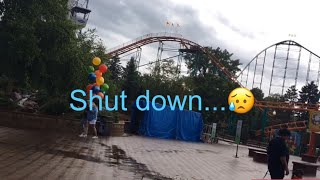 VALLY FAIR GOT CLOSED ON OUR VACATION!!!!!!