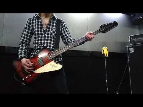 epiphone-thunderbird-classic-iv-pro-vs-demo---the-queen-is-dead---bass-cover--