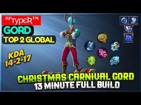 Christmas Carnival Gord, 13 Minute Full Build [ Top 2 Global Gord ] ᴿᴾтуρєƦ™ Gord