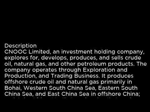 CEO CNOOC Limited CEO buy or sell Buffett read basic