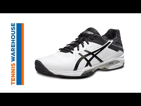 Asics Gel Solution Speed 3 Shoe Review - YouTube