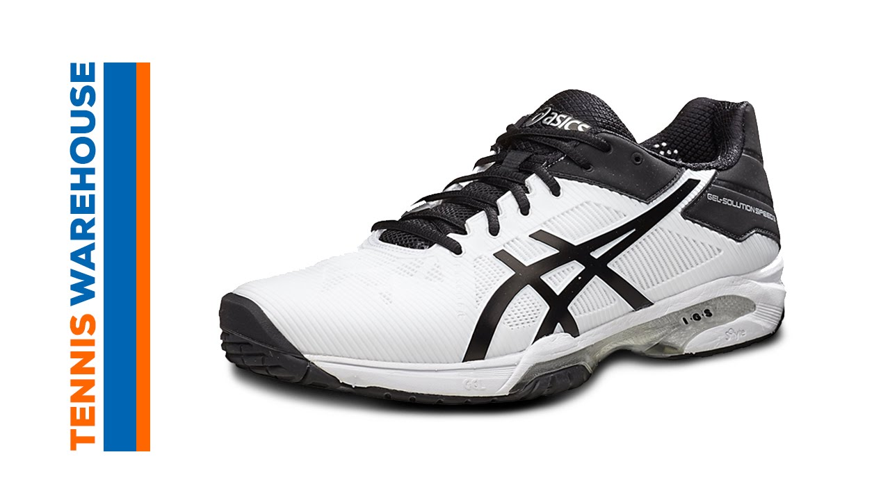 Asics Gel Solution Speed 3 Shoe Review
