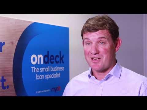 Why OnDeck Chose Sydney
