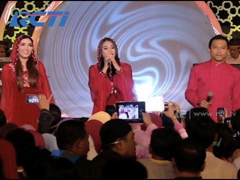Anang Hermansyah, Ashanty & Aurel